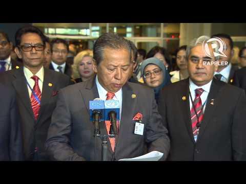 Malaysia wins seat at UN Security Council