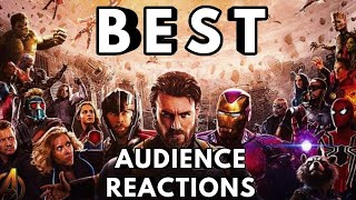 Avengers: Infinity War (Insane Audience Reactions) (Spoilers !!)
