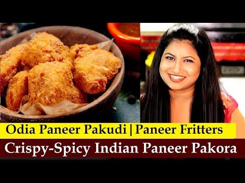 Paneer Pakora Recipe Video - Paneer Pakoda Recipe
