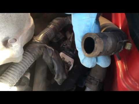 How to Replace Throttle Body Nissan 350z