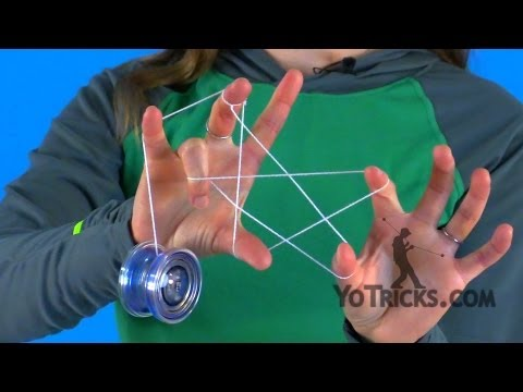How to do the Two-Handed Star Yoyo Trick (AKA Texas Star)