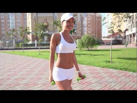 Fitness walk for perfect posture