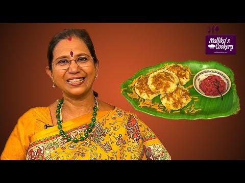 SAGO IDLY : Mallika Badrinath Recipe | Probiotic Gluten Free Indian Food