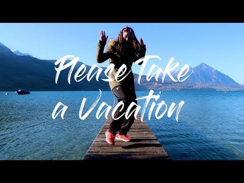 Dear America, Please Take a Vacation