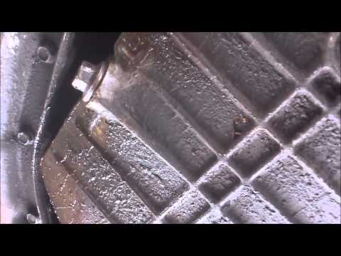 Man Van Oil, air filter Change - 03 Chev Venture - High Millage - how to -