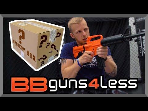 Mystery Box Unboxing 2 (£75) - BBGuns4Less