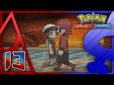 Pokemon Omega Ruby and Alpha Sapphire - Part 13: Mt. Chimney