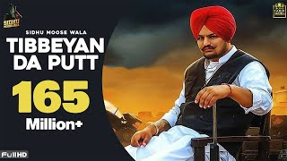 TIBEYAN DA PUTT (Full Video) Sidhu Moose Wala | Latest Punjabi Song 2020