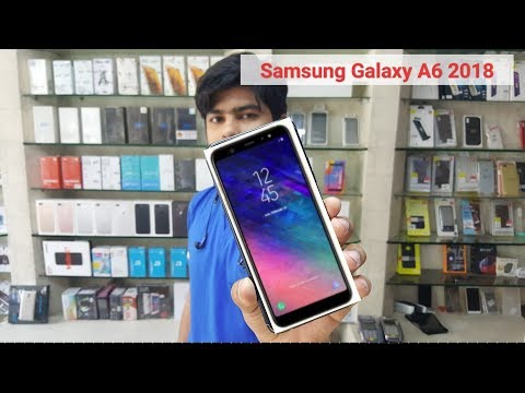Samsung Galaxy A6 plus in pakistan | hands on  Samsung A6+ pakistan