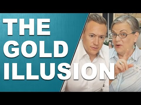 The GOLD ILLUSION: False Stability, USA, Canada, Japan, Crash & Reset. Q&A with Lynette and Eric
