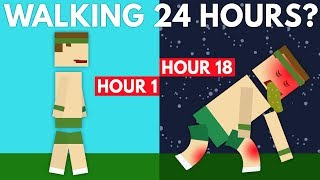 Download What Would Walking For 24 Hours Do To Your Body? Video