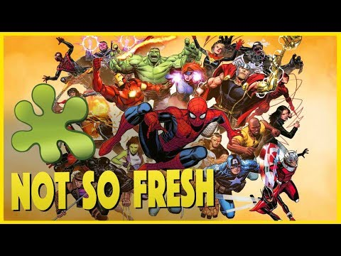 The Biggest Problem With Marvel Comics 2018 Fresh Start Reboot