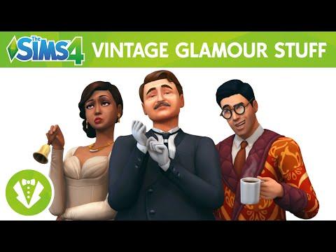 Xxx Mp4 The Sims 4 Vintage Glamour Stuff Official Trailer 3gp Sex