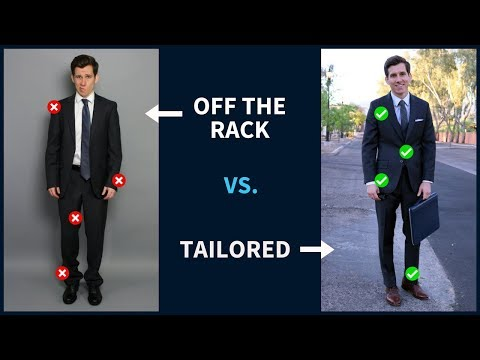 How to Find a Tailor You Can Trust | Make Your Clothes Fit Better