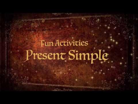 Present Simple Fun Activities