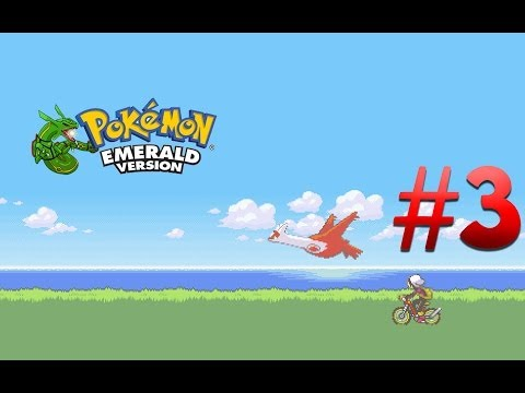 Pokemon Emerald - Episode 3 | Desk Sabotage