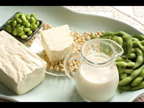 Soybeans se milk aur tofu banane ki vidhi