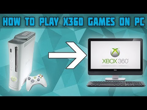 How to Play Xbox 360 Games on PC! Xbox 360 Emualtor! Xenia Setup Tutorial! XBox 360 Working Emulator