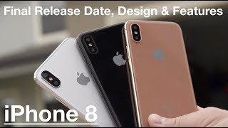 This is iPhone 8: Final Release Date, Design & Features | Rumor Roundup
