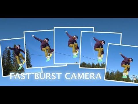 [APP]Fast Burst Camera Lite