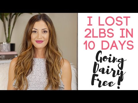 GOING DAIRY FREE TO CLEAR MY ACNE! || SURPRISING RESULTS AFTER 2 WEEKS