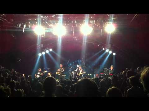 THE SONICS - Bad Attitude - live at Hamburg, Markthalle, 07.12.2011