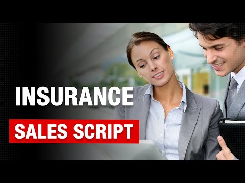 How to  Build a Strong Sales Pitch When Selling Insurance