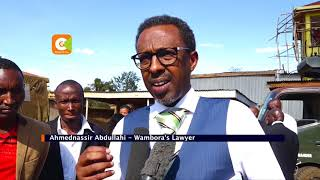 CJ Maraga in war of words with Lawyer AhmedNassir