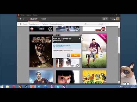 FIFA 15 (PC) - FPS problem fix (NVIDIA, Windows 8) - poradnik PL