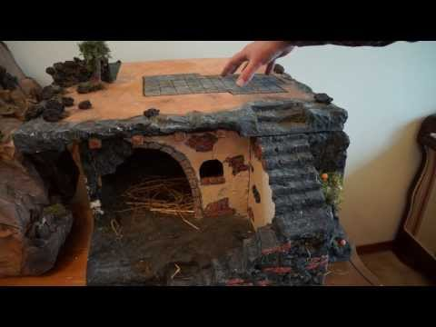 How to make an Italian Style Nativity (Presepe)