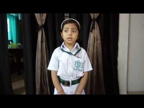Save Tree Save Earth, nursery  class 1st kid's speech