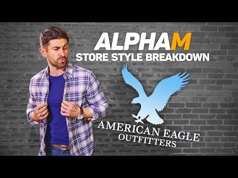 alpha m. Store Style Breakdown | AMERICAN EAGLE