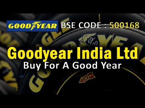 Goodyear India Ltd | Buy For A Good Year | Investing | Stocks and Shares | Dividend Stocks