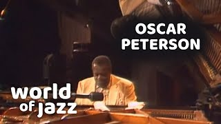 Oscar Peterson & Niels-Henning Ørsted Pedersen • 15-07-1979 • World of Jazz