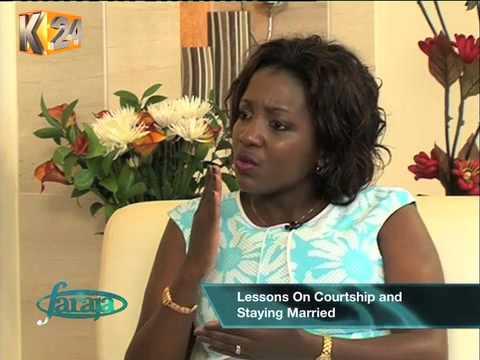 Faraja: The Mwenda's On Courtship And Marriage