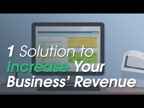 1 Solution to Increase Your Business' Revenue