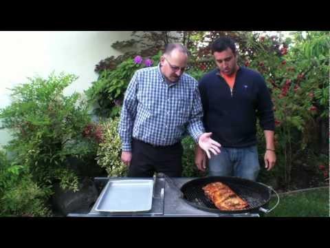 What's Cookin' with Nadler Insurance: Cedar Plank Maple Glazed Salmon