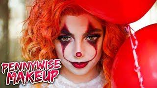 Maquillaje de la novia de Pennywise