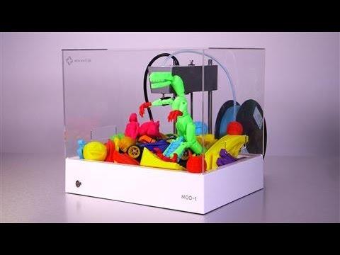 Why Parents Should Buy a Cheap 3-D Printer