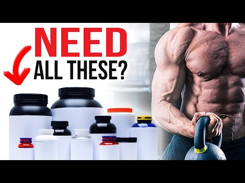 Supplement Routine to Build Lean Muscle and Boost Testosterone