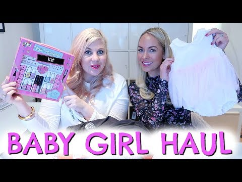 BUYING FOR A BABY GIRL WITH LOUISE PENTLAND