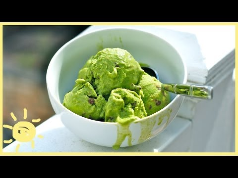 EAT | Mint Chocolate Chip Frozen Yogurt