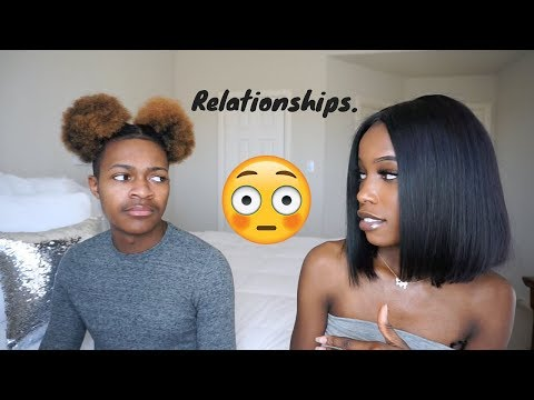 RELATIONSHIP TALK: putting in effort, compromising, and being consistent