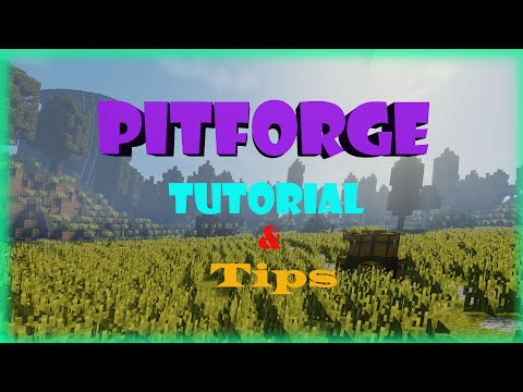 [PitForge Factions] Tutorial & Tips To Start Off