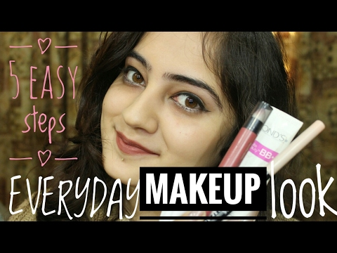 Everyday Makeup Tutorial | Affordable makeup products in India | Swatzparadise