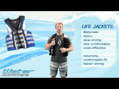 How to Choose The Correct Life Vest or PFD