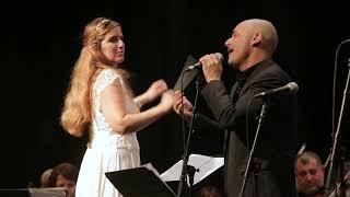 Gusto - Kalu Li - جوستو - قالو لي - גוסטו - קאלו לי בגרסת תזמורת ירושלים מזרח מערב