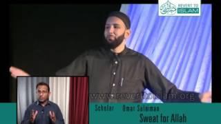 Sweat for Allah | Omar Suleiman