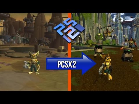 PCSX2: [ FIX ] R&C With NO LAG 1080p @60FPS