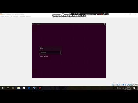 Cara setting IP di linux Ubuntu 16.04